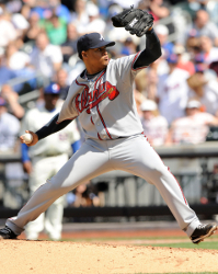 Circling the Bases: Jurrjens' Urgency