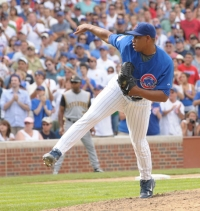Circling the Bases: Carlos Marmol and Dan Haren