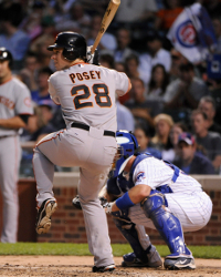 Charging the Mound: Liss Gets Hosed By Posey, Twice