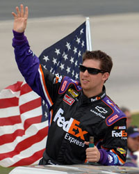 NASCAR Barometer: Heading for the Top