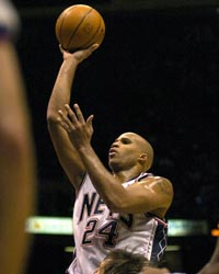 NBA Waiver Suggestions: Richard Jefferson's offseason work paying off