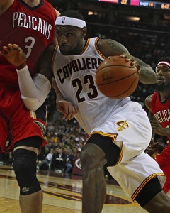 NBA Waiver Wire: What's Wrong with LeBron?