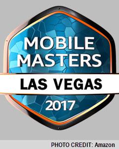 Upcoming Schedule: Amazon Announces Mobile Masters Las Vegas
