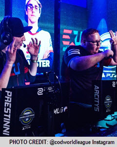 Brotherly Love: Two Sets of Twins Set the Call of Duty World on Fire