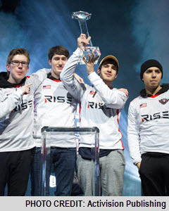 Rise Nation Surprise on Day 1 of the Call of Duty World Championship