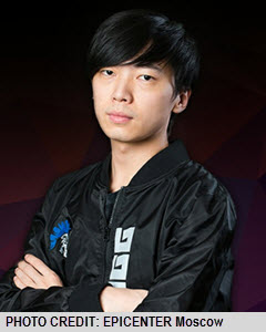China and SEA Roster Locks