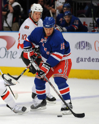 Neutral Zone Wrap: Coping Without Gaborik