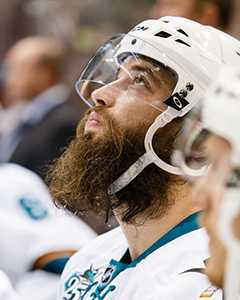 Blue Line Buzz: Sharks with Beards