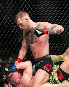 MMA Barometer: Historic Rise Of Conor McGregor