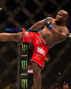 MMA Barometer: A Heavyweight Riser