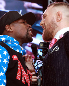 Mayweather vs. McGregor: A Preview of Saturday's Superfight