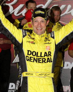 NASCAR Barometer: Kenseth Strikes Monster Mile Gold