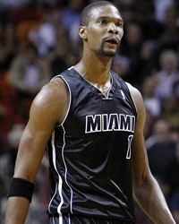 NBA Injury Analysis: Bosh Out With Blood Clot
