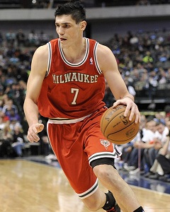 NBA Trade Tracker: Ilyasova a Top-50 Player Next Season?
