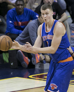 NBA Injury Analysis: Porzingis Suffers Mild Sprain