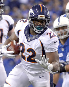 Week 12 Reactions: Running Broncos By Committee