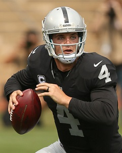 NFL Injury Analysis: Carr to Play With Dislocated Pinkie
