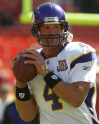 NFL Injury Analysis: Another Injury for Favre