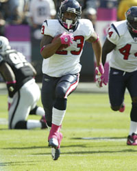 SXM Highlights: How Much Does Arian Foster Have Left in the Tank?