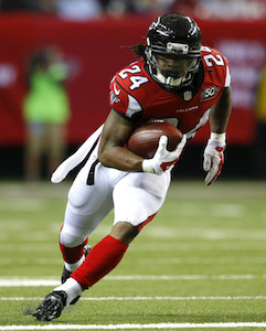 SXM Highlights: The Devonta Freeman Debate