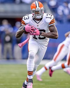 SXM Highlights: Josh Gordon is Back