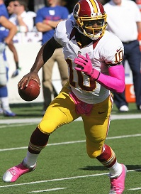 East Coast Offense: Is RGIII a top-five QB?