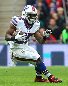 NFL Injury Analysis: McCoy May Not Play Against Division Foe