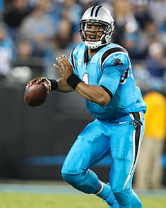 Exploiting the Matchups: Cam and Co. Get Sainted