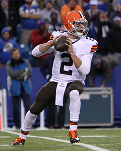 East Coast Offense: Manziel of the Year Award