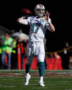 NFL Injury Analysis: Tannehill Out; Cutler In (For Now)