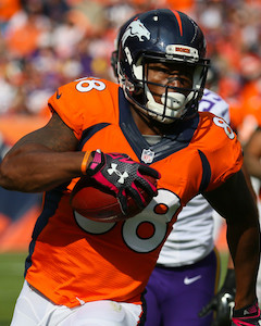 On Target: Broncos Busting Out
