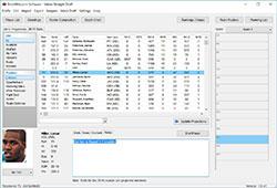 2019 Fantasy Football Draft Software