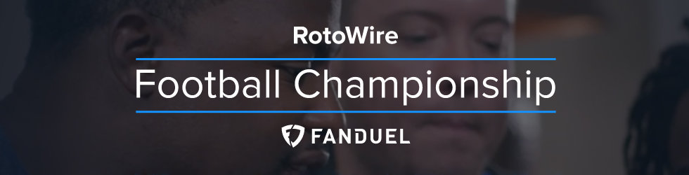 FanDuel RotoWire Football Championship