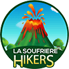 La Soufriere Hikers